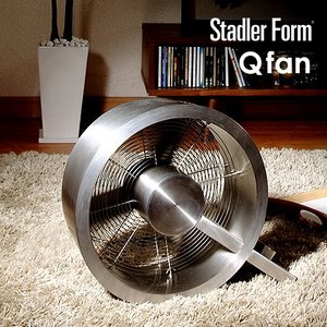 StadlerForm スタドラフォーム サーキュレーター メタルファン 扇風機 Qファン ( Qfan )|roomy