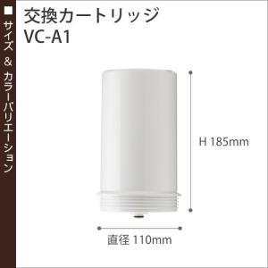 ゼンケン 据置型 ( vikura 浄水器 VF-A1 専用カートリッジ ) roomy 02