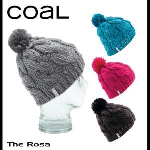 ビーニー ニット帽 COAL コール|rooop503