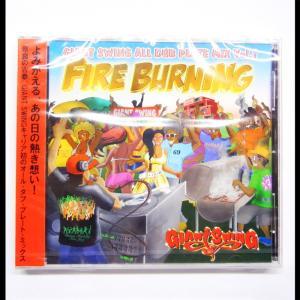 CD レゲエ GIANT SWING  FIRE BURNING|rooop503