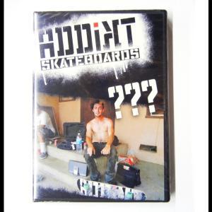DVD スケートボード ADDIKT|rooop503