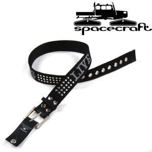 SPACECRAFT スペースクラフト Live Fast Die Young 001 ベルト|rooop503