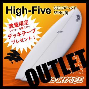 サーフボード ショートボード R5MOVES High-Five アウトレット