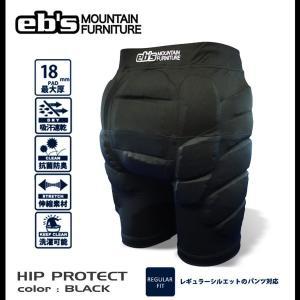 2015-16 eb's エビス HIP PROTECT スノーボード スノボー プロテクター |rooop503