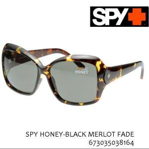 SPY スパイ HONEY Vintage Tort Grey Green (サングラス メンズ / レディース)|rooop503