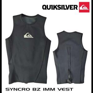 QUIKSILVER クイックシルバー ウェットスーツ ベスト|rooop503