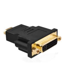 変換プラグ DVI(メス)⇔HDMI(オス) roop3r