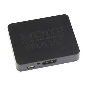 HDMI分配器 スプリッター 1入力2出力  4K対応【ゆうメール】|roop3r