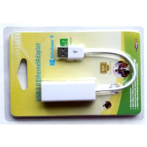 USB接続LANコネクタ変換アダプタケーブル【ゆうメール】|roop3r|02