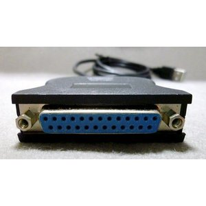 (bt)USBパラレル変換ケーブル25pinメス(新品)|roop3r|02