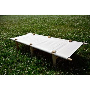 Wood Frame Canvas Cot(ウッド・フレーム・キャンバス・コット)