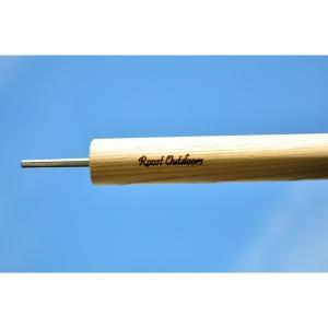 Wood pole 255 (ウッドポール255)(バッグなし)...