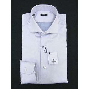 BARBA(バルバ) ドレスシャツ - ライトグレー bar261201|rootweb