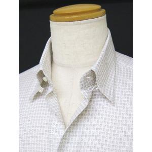 バルバ(BARBA)/タブカラーコットンシャツ/ホワイト/bar281401|rootweb