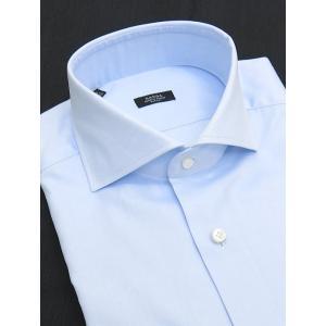 BARBA/バルバ/ドレスシャツ/サックスブルー/bar301403|rootweb