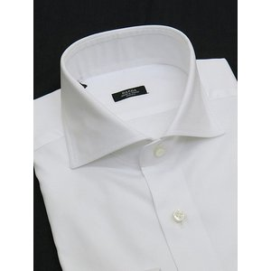 BARBA/バルバ/ドレスシャツ/ホワイト/bar301404|rootweb