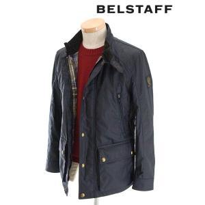 BELSTAFF/ベルスタッフ/ブルゾン/ワックスコットン/NEW TOURMASTER/ダークネイビー/bel341602|rootweb