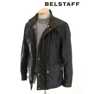 BELSTAFF/ベルスタッフ/ブルゾン/ワックスコットン/NEW TOURMASTER/ブラック/bel341604|rootweb