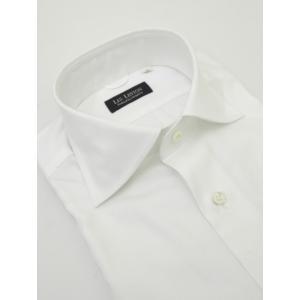 LES LESTON/レスレストン/ワイドカラーシャツ/ロイヤルオックス/ホワイト/les320602 rootweb