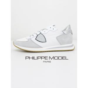PHILIPPE MODEL/フィリップ・モデル/スニーカー/TZLU WB03/ホワイト/phi4...