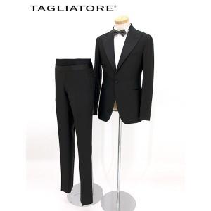 TAGLIATORE/タリアトーレ/タキシードスーツ/アムンゼン/VESVIO/ブラック/tag342403|rootweb