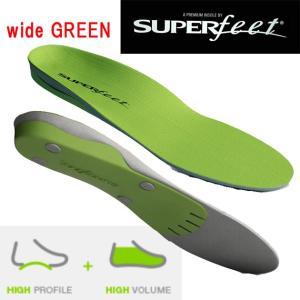 ・幅広の足に応えるスーパーフィートインソール ・幅広の足向けに設計された1足 ・強力な衝撃吸収力と矯...