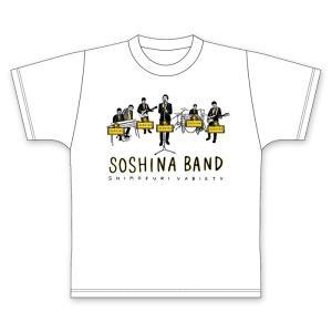 霜降りバラエティ 粗品バンドTシャツ 【S】