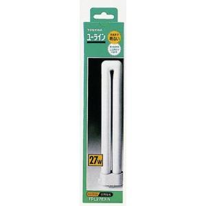 東芝 ユーライン コンパクト形蛍光ランプ 27ワット形 昼白色 FPL27EX-N|rora2020