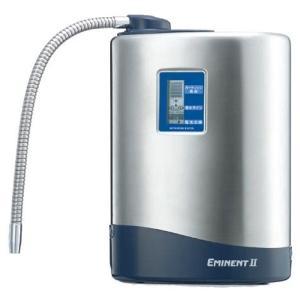 クリンスイ 浄水器 据置型 「エミネントII」 EM802-BL ホワイト|rora2020