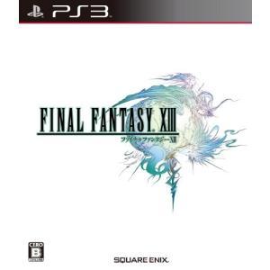 ファイナルファンタジーXIII - PS3|rora2020