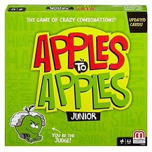Apples to Apples ジュニア - The Game of Crazy Combinations! rora2020