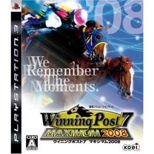 ウイニングポスト7 マキシマム2008 - PS3|rora2020