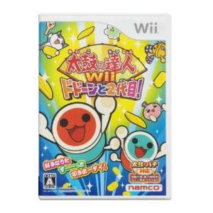 太鼓の達人Wii ドドーンと2代目! (ソフト単品版)|rora2020