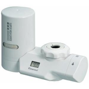 三菱ケミカル・クリンスイ 蛇口直結型浄水器 クリンスイ モノ MD201 MD201-WT|rora2020
