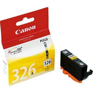 Canon 純正インクカートリッジ BCI-326 イエロー BCI-326Y|rora2020