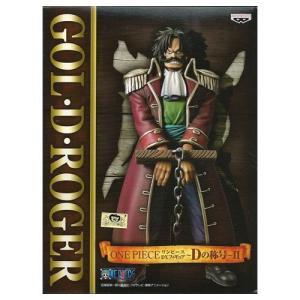 ワンピース DXフィギュア ~Dの称号~II ゴール・D・ロジャー rora2020