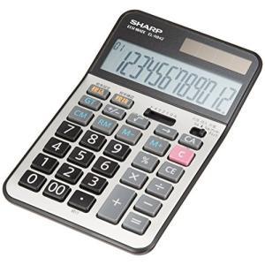 シャープ 実務電卓 ナイスサイズタイプ EL-N942X|rora2020