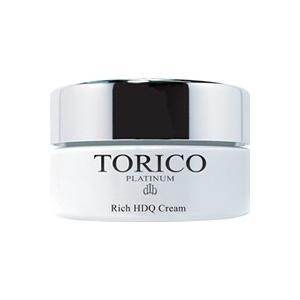 ドクターセレクト TORICO PLATINUM(トリコプラチナム)リッチ HDQ クリーム|rora2020