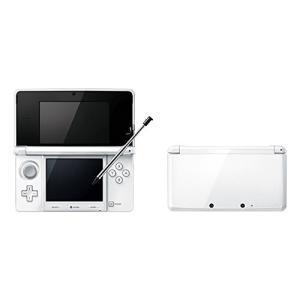 ニンテンドー3DS ピュアホワイト【メーカー生産終了】 rora2020