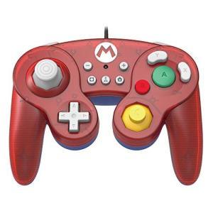 【任天堂ライセンス商品】ホリ クラシックコントローラー for Nintendo Switch マリオ【Nintendo Switch対応】【並行輸入 rora2020