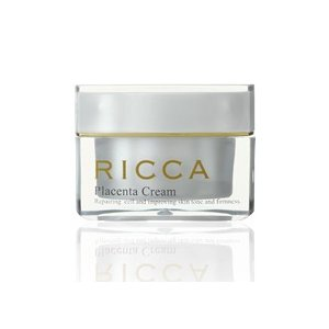 ドクターセレクト・RICCA(リッカ )プラセンタクリーム 30g (さっぱりタイプ)|rora2020
