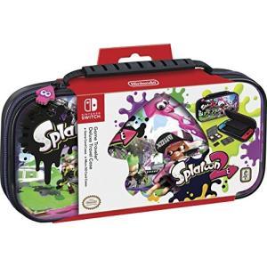 Nintendo Switch Game Traveler Deluxe Travel Case - Splatoon - Nintendo Swit|rora2020