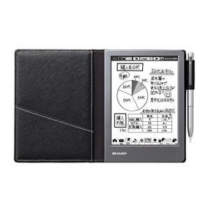 シャープ 電子ノート ブラック系 WG-S50 rora2020