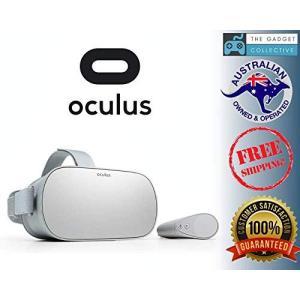 Oculus Go オキュラス 単体型VRヘッドセット スマホPC不要 2560x1440 Snapdragon 821 (64GB) [並行輸入品] rora2020