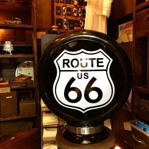 ガスランプ ライト ROUTE 66 ルート|rose-bowl