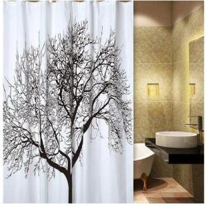 バス、シャワーカーテン180×180cm◇観賞物 美しくい 木|rose-viva-shop