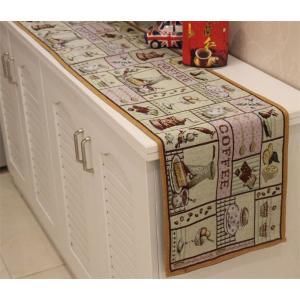 完売 お得 ヨーロッパ風 ブラウン テーブルランナー33*180cm  |rose-viva-shop
