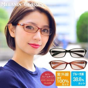■クリアライトブラウン:完売御礼  こちらのサングラスは、 ・人工メラニンを特殊技術で配合したメラニ...