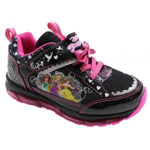 光る靴 ディズニー ディズニー プリンセス Disney ディズニー 靴 女の子 マジック スリッポン キッズスニーカー 子供靴 7224|rosecat|05