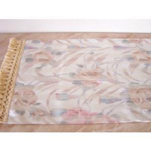 テーブルセンター 薔薇 幅33cm×長さ55cm(本体)|rosedeco
